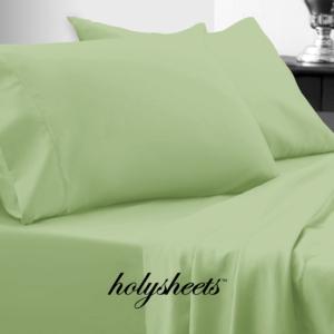 Mint HolySheets Set – Luxury Bamboo Collection