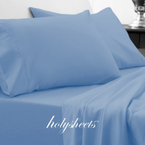 Denim HolySheets Set – Luxury Bamboo Collection