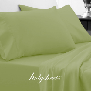 Lime HolySheets Set – Luxury Bamboo Collection