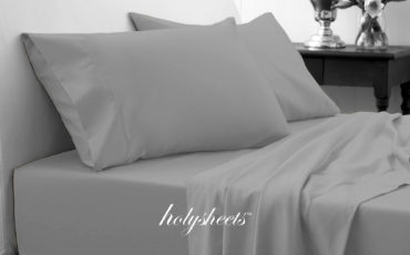 light grey holysheets set 1500 collection