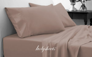 Mocha HolySheets Set – Luxury 1500 Collection