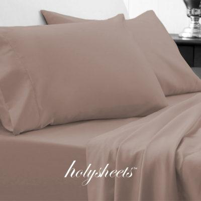 Mocha HolySheets Set – Luxury 1500 Collection