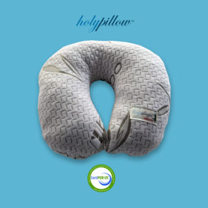 HolySleeps Travel Neck Pillow