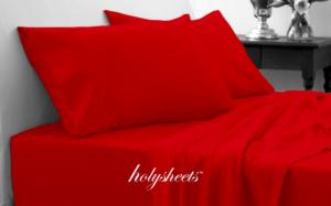 Red HolySheets Set