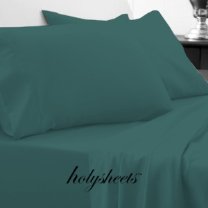 Teal Holy Sheets® Set – Luxury Bamboo Collection