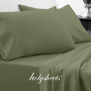 Tree Moss Green HolySheets Set