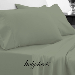 Tree Moss Green HolySheets Set – Luxury Bamboo Collection