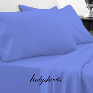 Violet Blue HolySheets Set – Luxury Bamboo Collection