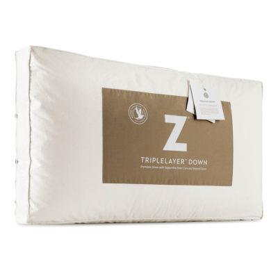 Malouf Z TripleLayer Down Pillow