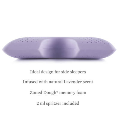 Malouf Z - Shoulder Zoned Dough + Lavender