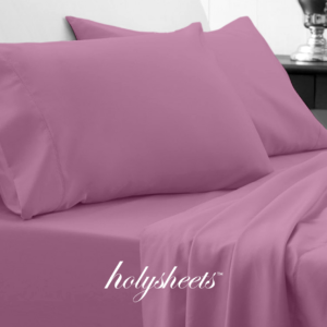 Lavender HolySheets Set – Luxury Bamboo Collection