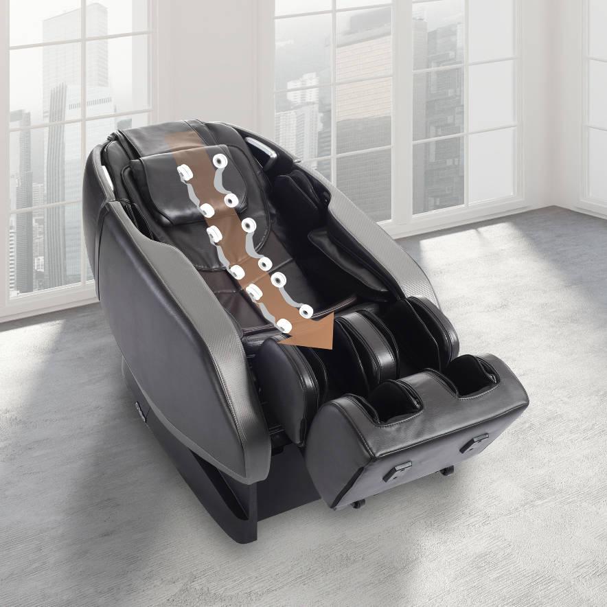 Orbit 3D Compact Massage Lounger