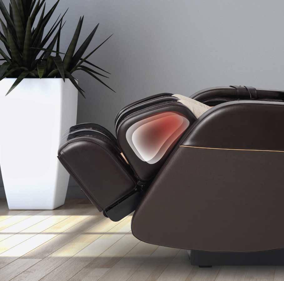 Hubble Luxury Massage Lounger