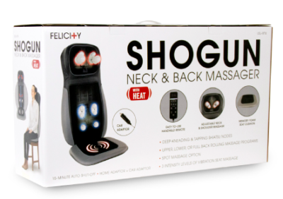 Shogun Neck & Back Massager