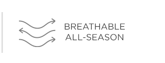Breathable All-Season